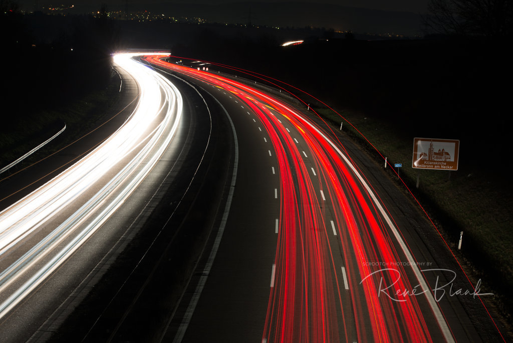 A6 Samstag abends